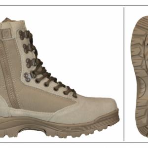 Bota Tactica BARBARIC Coolmax Color Tan