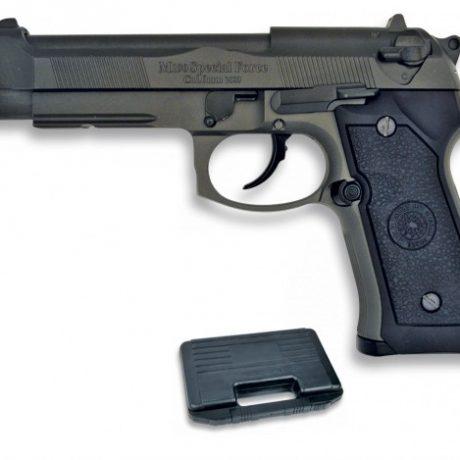 Bereta 92 Blow Back Full Metal Gas