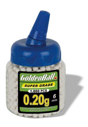 Biberon GOLDENBALL 1000 bolas 0.20g