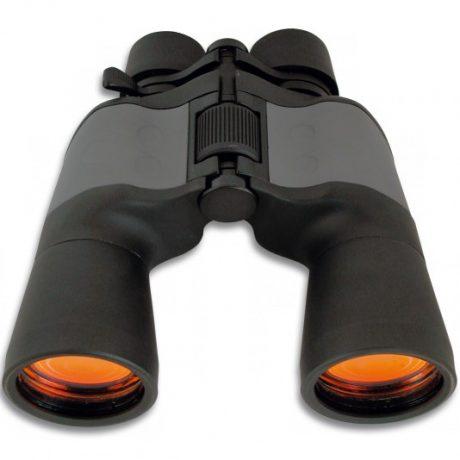 Binocular 10-30X50 Lente de Rubi