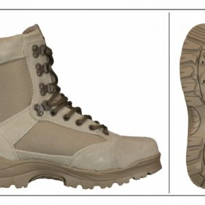 Bota Barbaric coyote coolmax, no zipper