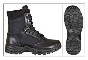 bota barbaric negra thinsulate
