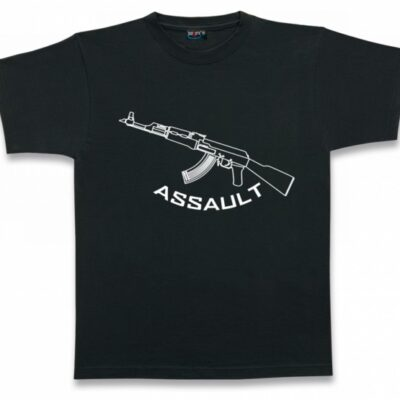 CAMISETA MANGA CORTA ASSAULT