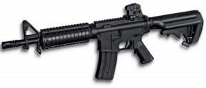 Fusil M4 A1 Golden Eagle, doble guardamanos