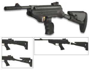 Pistola Aire Comprimido 25 Supetact, Cal, 4,5