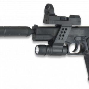 Pistola airsoft Galaxy G.053a Muelles