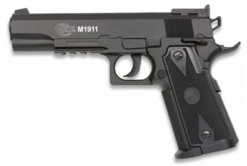 pistola colt 1911 match