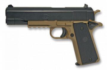 pistola colt 1911 muelles