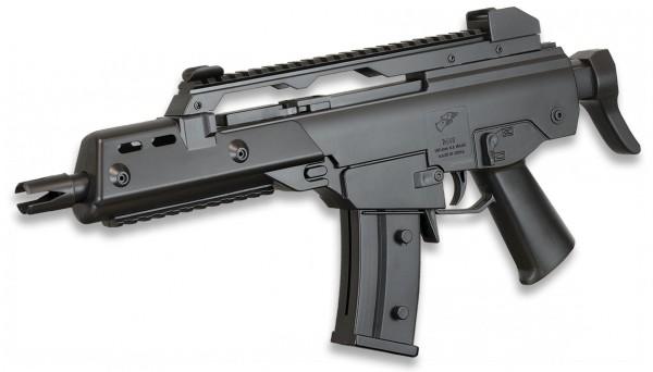 Subfusil MP5 M84F Airsoft Muelles