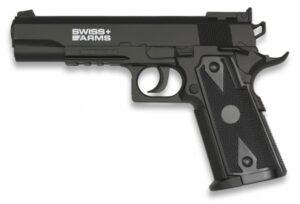 SWISS ARMS P1911 MATCH Co2 Semi-Auto