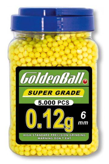 tarro goldenball 5000 bolas 012 g