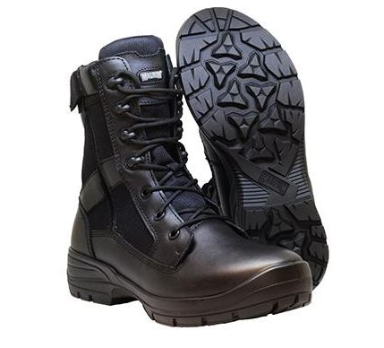 BOTA WOLF 8.0 DOUBLE SIDE ZIP BLACK