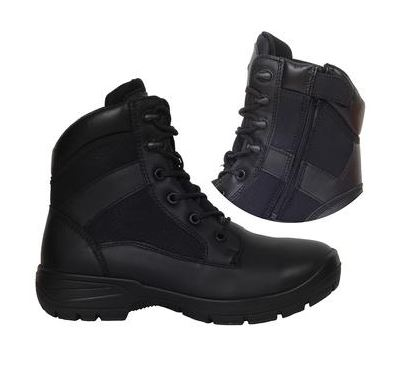 BOTIN WOLF 6.0 SIDE ZIP BLACK