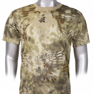 Camiseta Barbaric Phyton Camo coyote Tal