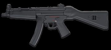 Subfusil MP5 Golden Eagle